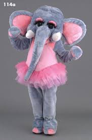 Our Elephant Mascot program is a 1 and 1/2 hour program. The beginning is 2 Dances for interactive photos to snap all of your pictures. Then, there is a COSTUME CHANGE to magic show and colorful balloon sculptures  90 minutes - $200 with balloon twisting.  $250 two hours